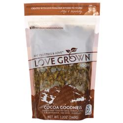 Love Grown FoodsOat Clusters Toasted Granola - Cocoa Goodness