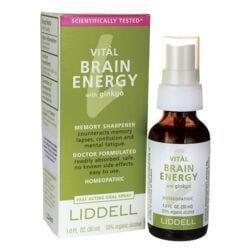 Liddell LaboratoriesVital Brain Energy with Ginkgo