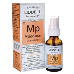 Liddell LaboratoriesMp Menopause with Black Cohosh