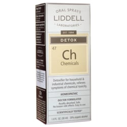 Liddell LaboratoriesDetox: Ch Chemicals