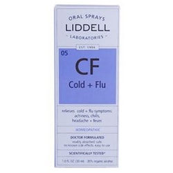 Liddell LaboratoriesCF Cold + Flu