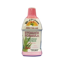 Lily of the Desert Stomach Formula Fresh Mint