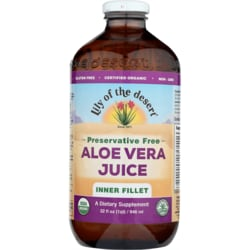 Lily of the Desert Aloe Vera Juice - Inner Fillet