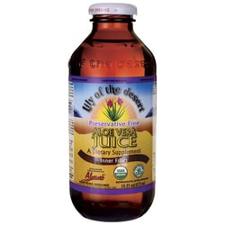Lily of the DesertPreservative Free Aloe Vera Juice - Inner Fillet