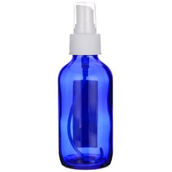 Lotus BrandsBlue Glass Bottle with Spray