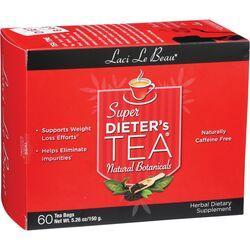 Laci Le Beau TeasSuper Dieter's Tea Natural Botanicals
