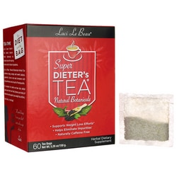 Laci Le Beau Teas Super Dieter's Tea Natural Botanicals