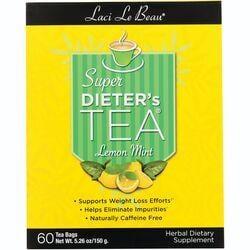 Laci Le Beau TeasSuper Dieter's Tea Lemon Mint