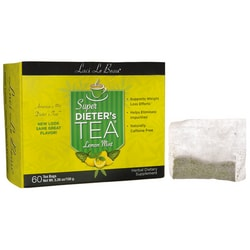 Laci Le Beau Teas Super Dieter's Tea Lemon Mint