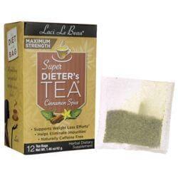 Laci Le Beau TeasMaximum Strength Super Dieter's Tea - Cinnamon Spice