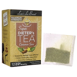 Laci Le Beau TeasMaximum Strength Super Dieter's Tea - Cinnamon Spice