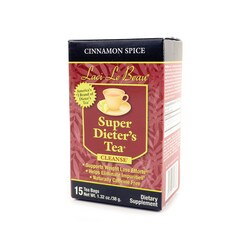 Laci Le Beau Teas Super Dieter's Tea Cinnamon Spice