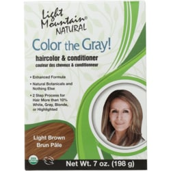 Light MountainColor the Gray! Light Brown