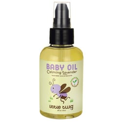 Little TwigBaby Oil Calming Lavender