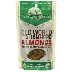Living NutzOld World Italian Herb Almonds