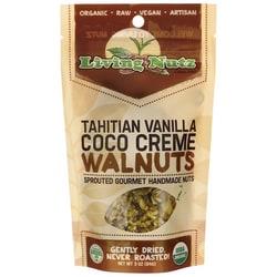 Living NutzTahitian Vanilla Coco Creme Walnuts