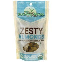 Living NutzZesty Almonds