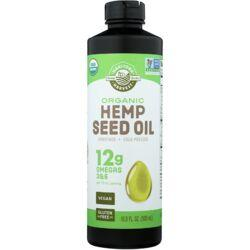 Manitoba HarvestCertified Organic Hemp Oil
