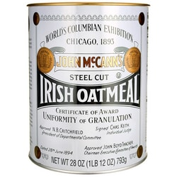 McCann's Irish OatmealMcCann's Irish Oatmeal Steel Cut