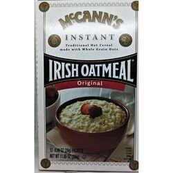 McCann's Irish OatmealInstant Oatmeal - Regular