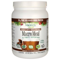 MacroLife NaturalsMacro Meal Ultimate Superfood - Chocolate