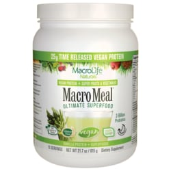 MacroLife NaturalsMacro Meal Vegan Ultimate Superfood - Vanilla