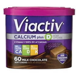 ViactivCalcium plus D - Milk Chocolate