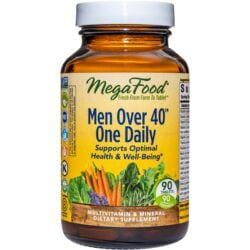 MegaFoodDailyFoods Men Over 40 One Daily