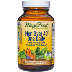 MegaFood DailyFoods Men Over 40 One Daily