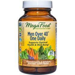 MegaFoodMen Over 40 One Daily