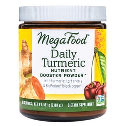 MegaFoodDaily Turmeric Nutrient Booster Powder
