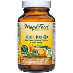 MegaFoodMulti for Men 40+