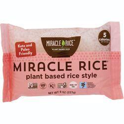 Miracle NoodleShirataki Rice
