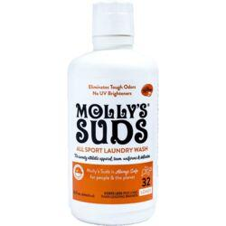 Molly's SudsAll Sport Laundry Wash - 32 Loads