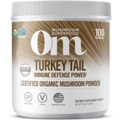 Organic Mushroom NutritionTurkey Tail Matrix - 100% Organic Mushroom Powder