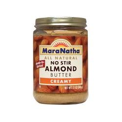 MaraNatha Almond Butter No Stir Creamy