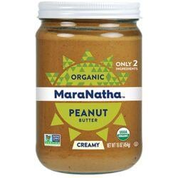 MaraNathaOrganic Peanut Butter Creamy