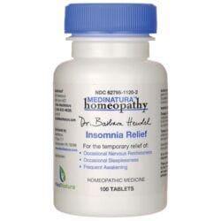 MediNaturaInsomnia Relief