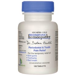 MediNaturaPeriodontal & Tooth Pain Relief