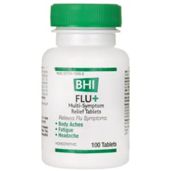 MediNaturaFlu+ Multi-Symptom Relief Tablets