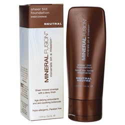 Mineral Fusion Sheer Tint Foundation - Sheer Coverage - Neutral