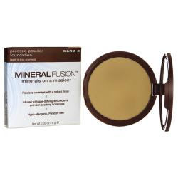 Mineral FusionPressed Powder Foundation - Warm 2 - Light to Full Coverage