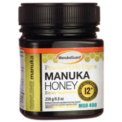 ManukaGuard Premium Gold Manuka Honey 12+