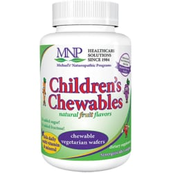 Michael's Naturopathic ProgramsChildren's Chewables Multi Vitamin & Mineral - Natural Fruit