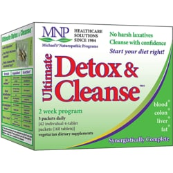 Michael's Naturopathic ProgramsUltimate Detox & Cleanse 2 Week Program