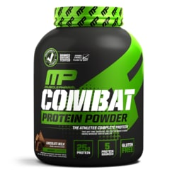 Muscle PharmCombat Protein Powder Chocolate Milk
