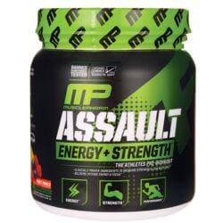 Muscle PharmAssault Energy + Strength - Fruit Punch