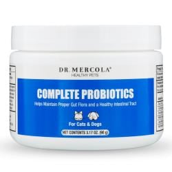 Dr. MercolaComplete Probiotics for Cats & Dogs