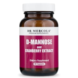 Dr. MercolaD-Mannose