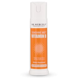 Dr. MercolaSunshine Mist Vitamin D - Natural Orange Flavor